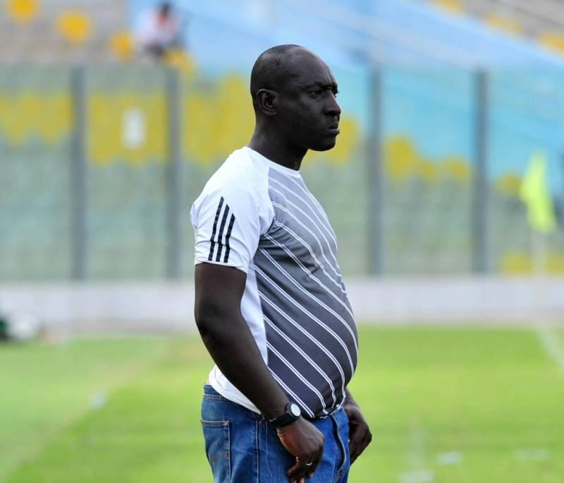 Lions head coach Yusif Abubakar