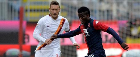 CHELSEA and Juventus have both held talks with Cagliari over the signing of Ghanaian midfielder Godfred Donsah.