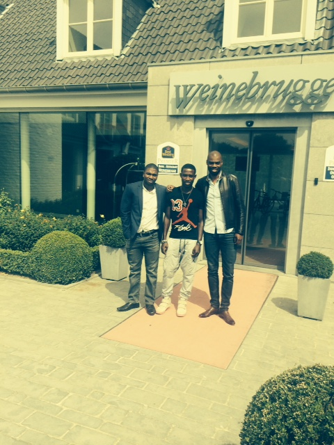 Ghana youth international Isaac Twum has arrived in Belgian to undergo a trial with Belgian giants Club Brugge, GHANAsoccernet.com can exclusively reveal.