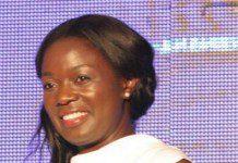 AIRTEL GHANA MD, LUCY QUIST
