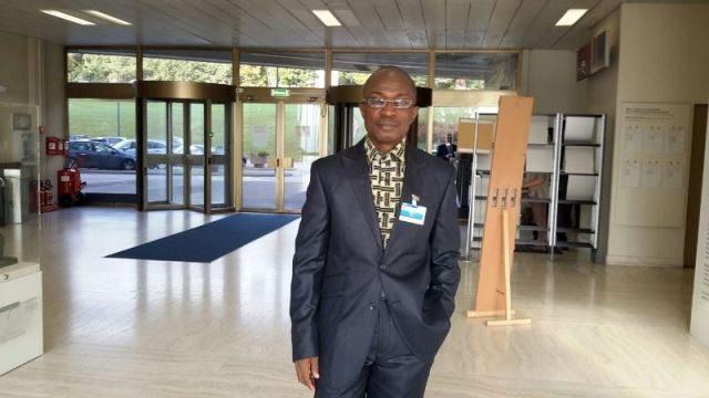 Francis Ameyibor