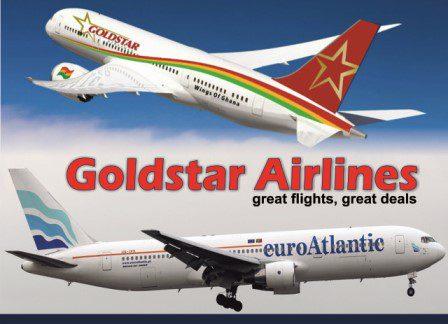 GOLDSTAR AIRLINES AND EUROATLANTIC AIRWAYS