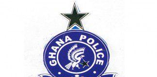 Ghana Police Logo