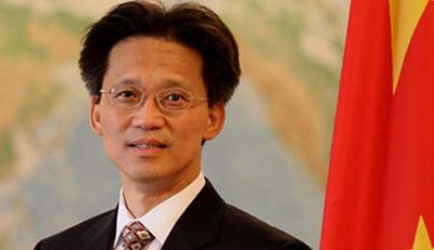 Chinese Ambassador to Nigeria, Mr. Gu Xiaojie
