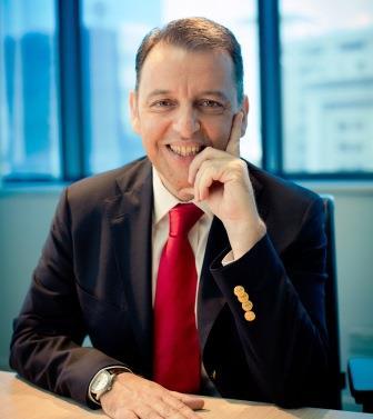 Haris Broumidis, CEO of Vodafone Ghana
