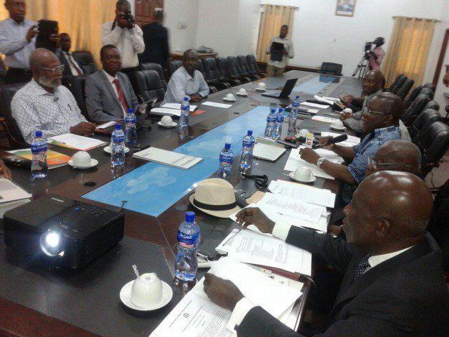 National Development Plan advisors