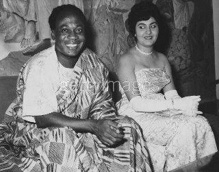 Kwame Nkrumah and Fathia
