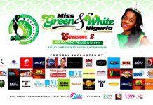 Miss Green & White Nigeria