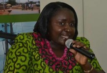 Linda Ofori Kwafo, Executive Secretary of the Ghana Anti-Corruption Coalition