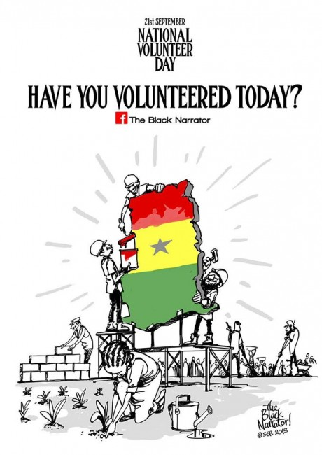 National Volunteers Day