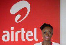 Marketing Director at Airtel Ghana Rosy Fynn