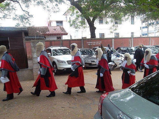 Court Judges