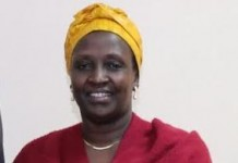 UNAIDS Representative to the African Union (AU) and Economic Commission for Africa (ECA), Mrs Rosemary Museminali