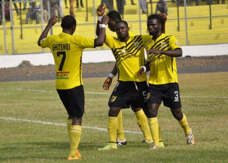 Ghana Premier League Gradually Gathering Momentum