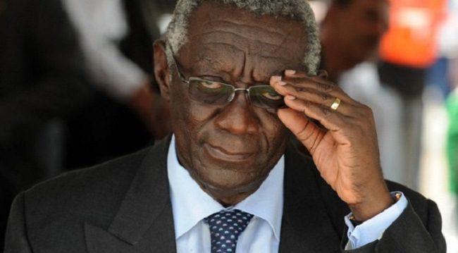 Former President John Agyekum Kufuor