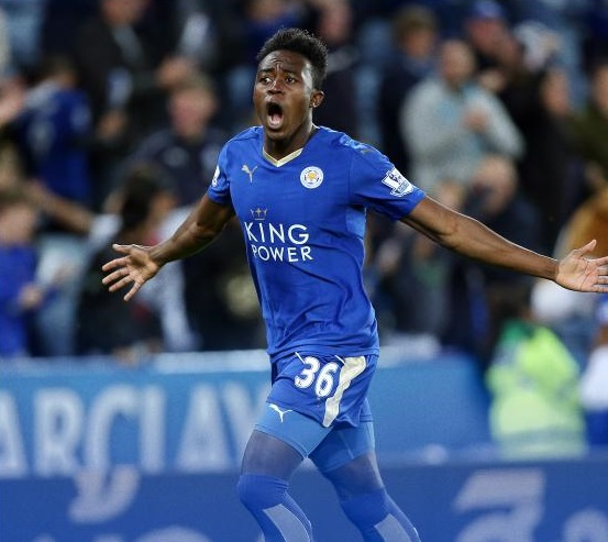 Joe Dodoo maintains impressive scoring form in Leicester City League Cup