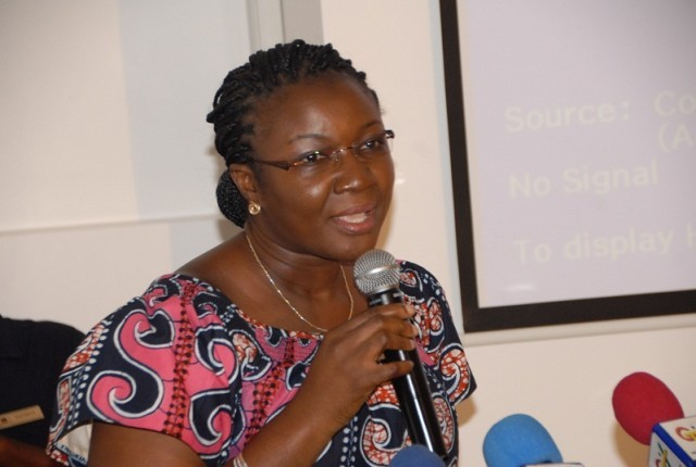 Deputy Transport Minister, Mrs. Joyce Bawa Mogtari