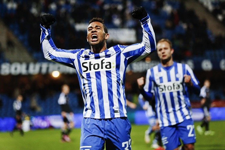 Kevin Mensah scored a great goal for Esbjerg in the Danish top-flight