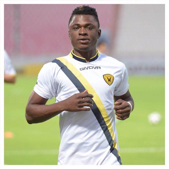 Ghana and Al Qadsia defender Rashid Sumaila