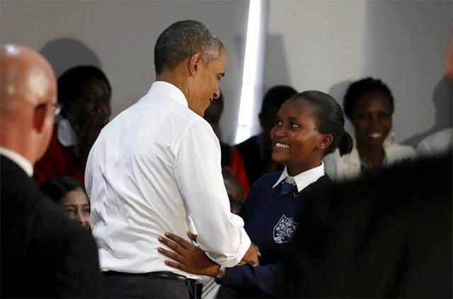 President Barack Obama. (Net photo)