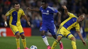 Ghanaian defender Baba Rahman has revealed that his compatriots Michael Essien and Christian Atsu who both played for English side Chelsea have been giving him the tips on how he can succeed with the Blues.