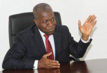 Vice President of Ghana Kwesi Amissah Arthur