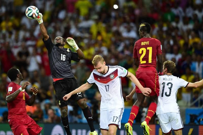 Ghana and AshGold goalkeeper Fatau Dauda