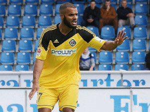 German side Eintracht Braunschweig will be without their key Ghanaian defender Phil Ofosu-Ayeh when they play Eintracht Frankfurt on Sunday in their Bundesliga II match.