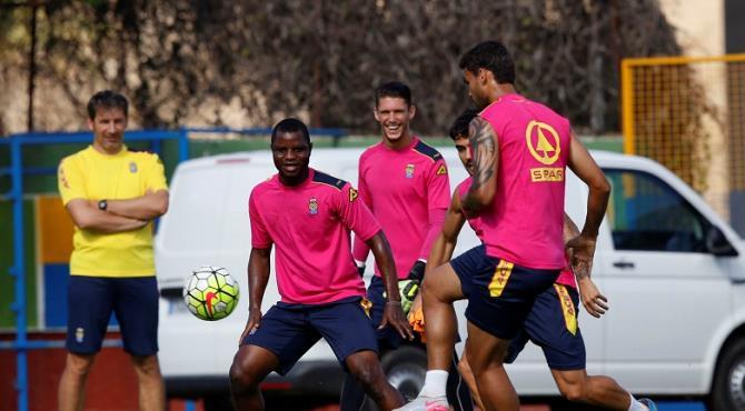 Ghana and new Las Palmas midfielder Mubarak Wakaso