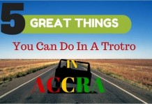 5 Things To Do in Trotro