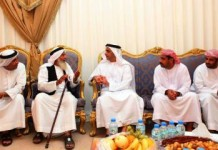 General and Deputy Prime Minister shows condolence