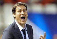 AS Roma coach, Rudi García
