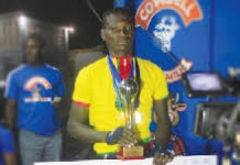Abdul Mumin is 2015 Cowbell Cycling League champion