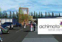 Achimota shopping mall