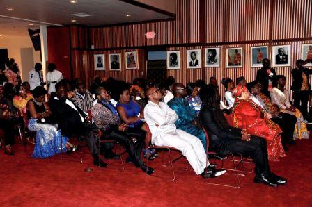 Audience- Ghana Embassy Launch