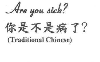 Chinese language