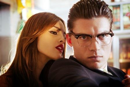 "Zane Holtz as Richie Gecko Eiza Gonz?lez as Sant?nico Pandemonium From the El Rey Network Original ""From Dusk Till Dawn: The Series"""