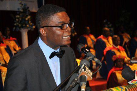 Mr. Emmanuel Akwetey, IDEG