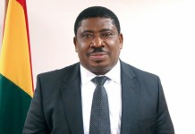 George Blankson, Commissioner General of the Ghana Revenue Authority
