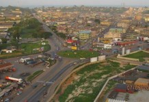 """Oil City"" of Takoradi"
