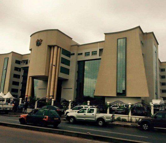 Ghana's New Court Complex