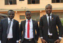 The mediation team