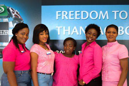 Tigo breast cancer awareness
