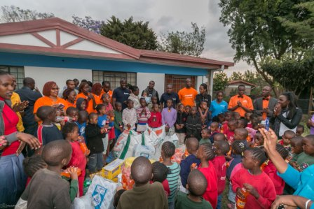 Africa Internet Group Celebrates World Food Day with a Food Drive