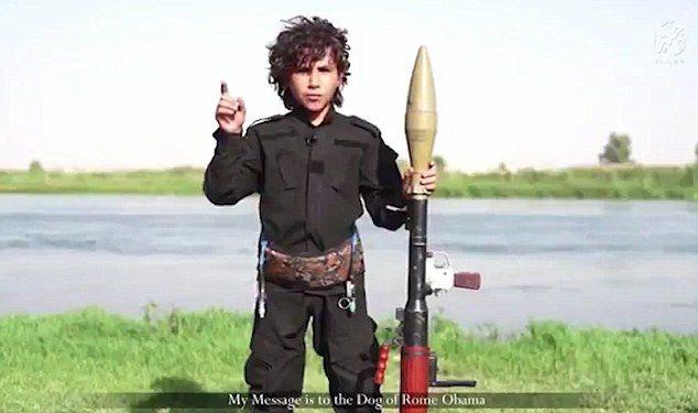 ISIS Child Jihadist