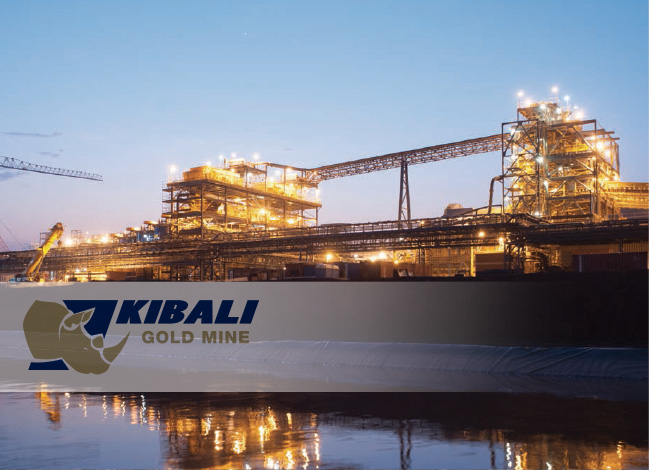 Kibali gold mine