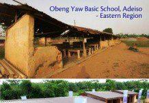 Tigo Shelter for Education
