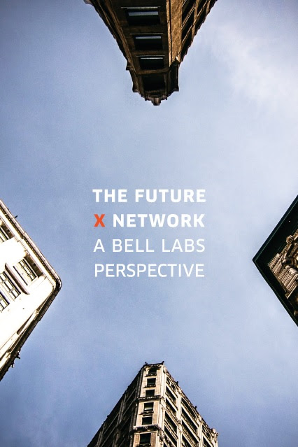 The Future X Network A Bell Labs Perspect