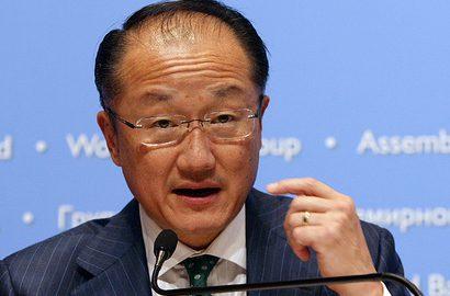 World Bank Group President Jim Yong Kim
