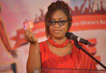 Mrs Agnes Emefa Essah, Director of Marketing at Vodafone Ghana